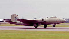 Canberra PR.9 XH134 Cottesmore 2000 (joolsgriff) Tags: 2000 canberra raf bac riat cottesmore englishelectric