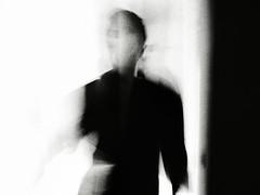 Coming Back From the Other Side (Yves Roy) Tags: shadow urban blackandwhite bw black contrast dark blackwhite raw moody darkness noiretblanc 28mm snap fav20 gloom fav30 yr enigmatic fav10 ricohgrd blackwhitephotos grdiii bureboke yvesroy yrphotography