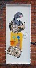 - (txmx 2) Tags: streetart sam hamburg samcrew johnreaktor