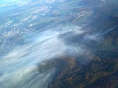 Flug Mnchen - Stuttgart (M.J.AL) Tags: schwbischealb schnbuch