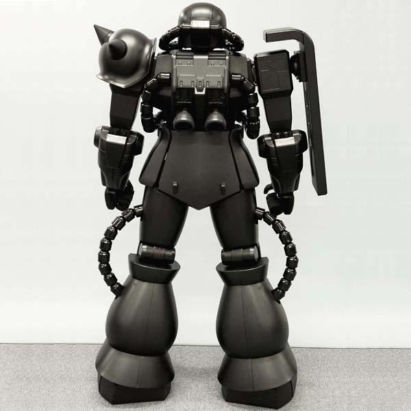 STRICT-G × mastermind JAPAN 黑薩克聯名機體