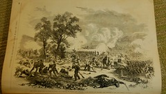 battle (artsimona) Tags: history war pictorial 1861 leslies the