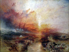 JMW Turner, Slave Ship