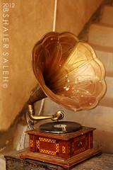 Gramophone (Bshaier Saleh) Tags: old brown black hail gold vinyl saudi arabia record sa saudiarabia gramophone 2012 saleh 1434 saudia                        haail 1000d   bshaier  bshaiers bshaiersaleh