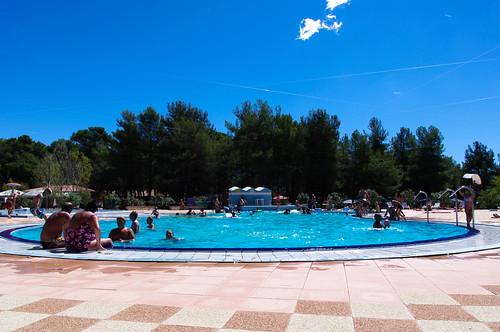 27 augustus 2012 Vakantie 2012 Zwembad Zee Dag 2
