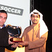 Gianluca Galliani and Ahmed Al Sharif