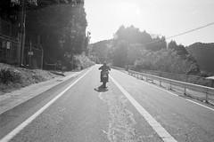 (shimobros) Tags: autumn winter blackandwhite bw cold film japan nikon fuji f100 super 400 moto motorcycle neopan touring presto モノクロ 白黒