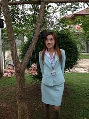 Chansorm (Asia Amour2012) Tags: woman cute sexy beautiful smile asian thailand asia pretty sweet cutie thai oriental siam