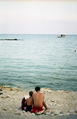 ... (mrn-) Tags: sea summer film home analog bulgaria blacksea balchik mamiyazequartz