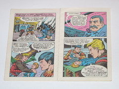 m.a.s.k mini comic 1 flaming beginnings kenner 3 (tjparkside) Tags: comic mask kenner minicomic