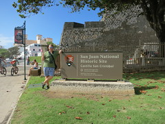 San Juan National Historic Site (christinejwarner) Tags: