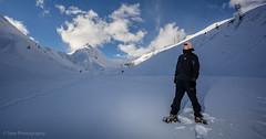 Sooo cold! (Stee65) Tags: montagne landscape switzerland ticino flash patrick natura persone neve inverno freddo luce paesaggio tipo luogo soggetto flashtriggers vallebedretto