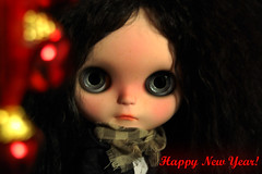 I wish you a very happy New Year, full of love and health