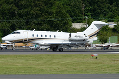 Private N903TC (Drewski2112) Tags: seattle county field airport king international boeing 300 challenger bombardier bfi kbfi cl30 n903tc