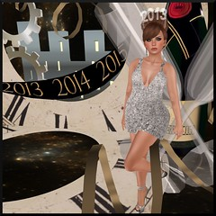 Happy New Year 2 (KiSMeT FaiTH) Tags: truth mandala newyear secondlife ncore 2013 mimikri myattic wwinx glamaffair