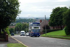 Last day of the 545/546 (MCW1987) Tags: travel west national mk2 express midlands metrobus mcw 3091 mk2a f91xof