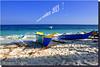 My Best Wishes (pickled_newt) Tags: beach boats island sand philippines newyear wishes cebu pilipinas banka malapascua centralvisayas baybayon baroto