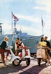 Lambretta  1961 (iEagle2) Tags: vintage ad scooter lambretta booklet advertisment 1961 reklam broschure broschyr