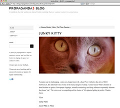 Propaganda3 - Catnip: Egress to Oblivion?