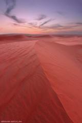 ( ibrahim) Tags: sunset sky sun nature night clouds canon landscape photography eos sand desert tokina drought sands  ibrahim abdullah hilux     50d      canon50d altamimi    alyahya   tokina1116mm     altmimi