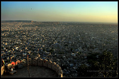 The Jaipur City - View from Nahargarh Fort Top. (Sam Gupta Photography) Tags: india canon view fort top grand soe jaipur rajasthan newdelhi cpl hoya nahargarh canonindia canoneos60d flickraward canonefs18200mmis samguptaphotography