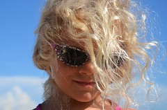 Violet (Joe Shlabotnik) Tags: sunglasses puertorico violet 2012 faved justviolet november2012 granmelia
