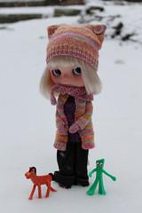294/365 Snow day!