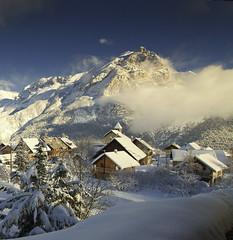 PSV (@lain G) Tags: france nature neige ch hautesalpes provencealpescotedazur puysaintvincent