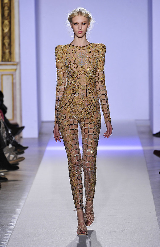 Paris Fashion Week Haute Couture Spring/Summer 2013 - Zuhair Murad - WENN.com