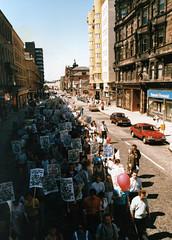 Image titled Sauchiehall Street 1989