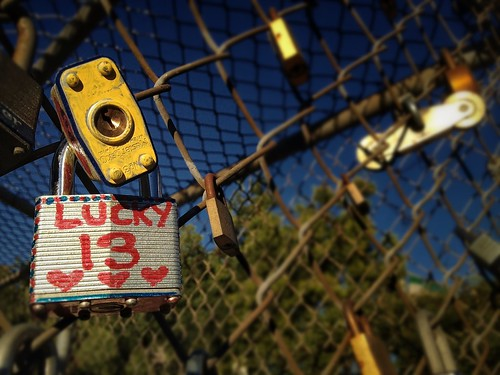 Lucky 13, Los Feliz by Ryan Vaarsi, on Flickr