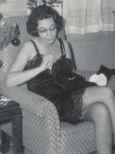 bloopers slips Vintage nylon