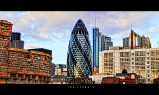 The Architectural Bullet in HDR