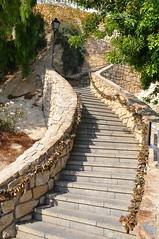 Escadas e Cadeados (fhmolina) Tags: spain espanha locker escada escaleras benidorm escadas cadeado