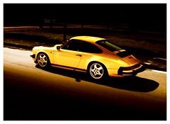 Porsche 911 twilight (essichgurgn) Tags: yellow ferry twilight sundown 911 icon voiture spyder legendary cayenne coche ferdinand porsche carro boxster legend spa rs 904 917 944 speedster 910 930 panamericana oto 928 automvil karmann karu 996 356 550 993 997 964 gmund 914 924 nrburgring 959 906 962 cotxe      samochd  franchorchamps panamera 998 vehculo  zuffenhausen   automobiel reutter    avtomobil makin  karru mba    awto oyto essichgurgn