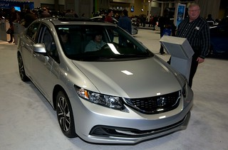 2013 Washington Auto Show - Lower Concourse - Honda 1 by Judson Weinsheimer