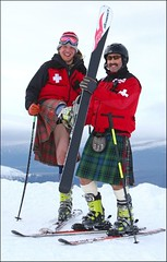 What's under the kilt? (kilt4142) Tags: man male men sports scotland kilt skiing under scottish scot kilts skier scots tartan kilted scotsman upkilt