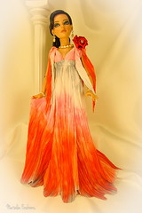 "Tonner Ellowyne Wilde Prudence Moody Imperium Park OOAK Fashion Outfit ""Pearl in Bloom"" by Natalia (Natalia Fashions) Tags: tonnerdolls ellowynewilde wildeimagination ooakfashion ooakdollclothes prudencemoody imperiumpark ellowynesfriends"