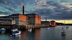 Royal William Yard (Rich Walker75) Tags: plymouth devon hdr photography canon eos100d architecture building england