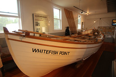 8F9A8967 (ericvdb) Tags: whitefishpoint shipwreckmuseum museum boat rescueboat