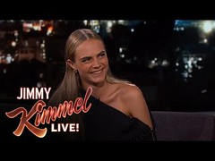 Cara Delevingne Says The Actors in Suicide Squad Are Crazy (Download Youtube Videos Online) Tags: cara delevingne says the actors suicide squad are crazy