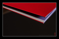 red_diagonal (alamond) Tags: red diagonal book note thin lines cover black minimalism canon 7d markii mkii llens ef 70300 f456 l is usm alamond brane zalar