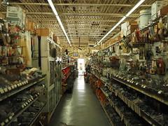 Peterson's Hardware (mattheuxphoto) Tags: petersonshardware hardwarestore junkstore oldstore lemont lemontillinois illinois history historic junk