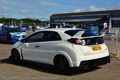 The Fast Car Festival 2016 - Honda Civic Type-R (Si 558) Tags: typer honda civic hondacivic civictyper tfcf2016 thefastcarfestival fast car festival 2016 doningtonpark donington park