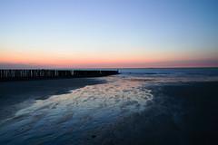 Cadzand - North Sea (beckda) Tags: cadzandbad dusk nature netherlands sea sonya99 cadzand zeeland niederlande