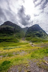 The Scotish Highlands (HavCanon.WillTravel) Tags: scotish highlands scotland clouds mountains canon6d