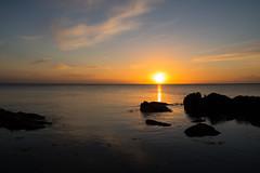 Rocks at Sunrise (Infomastern) Tags: simrishamn vrhallarna cloud dawn goldenhour gryning gyllenetimmen hav rock sea sky soluppgng sten sunrise vatten water exif:model=canoneos760d exif:aperture=90 geocountry camera:make=canon exif:isospeed=100 camera:model=canoneos760d exif:focallength=18mm geolocation exif:lens=efs18200mmf3556is geostate geocity exif:make=canon