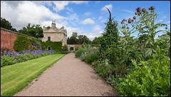 Walled Garden at Floors castle (2) (Bleasorama) Tags: floors castle scotland gardens
