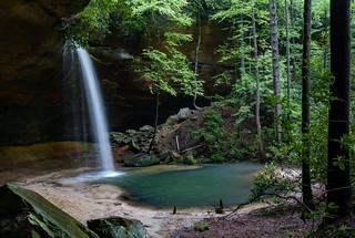 The Falls of Copperas Creek