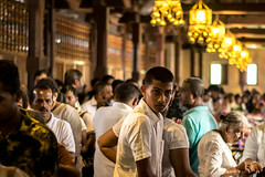 Pilgrim (Aadil Chouji Schiffer) Tags: kandy srilanka people person street streetphotography photography srilankans lankans sri lanka humans human ceylon kandyan temple tooth relic pilgrim pilgrims nikon d3300 50mm f18 50mmf18 nikkor g lens nikond3300 nikoncamera camera outdoor